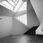 Treppe im Gebäude, Treppenhaus