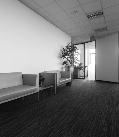 Vorzimmer beim Arzt, Wartezimmer