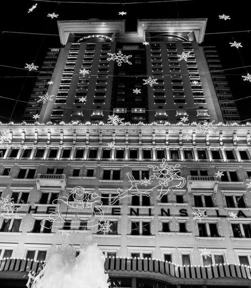 Hotel zu Weihnachten