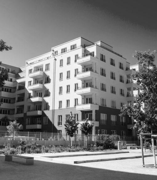 Gebäude in Deutschland, Wohnungskomplex